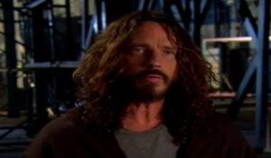 CHRIS CORNELL FINDS HIS INSPIRATION BEHIND THE KEEPER