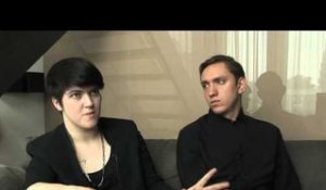 The xx interview - Romy Madley Croft and Oliver Sim (part 1)
