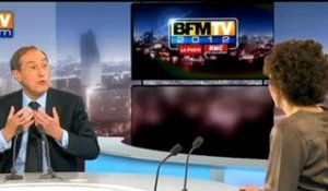 BFMTV 2012 : l'After RMC, Claude Guéant