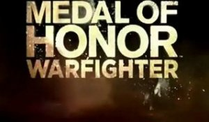 Medal of Honor : Warfighter - E3 2012 Gameplay [HD]