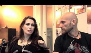 Interview Within Temptation - Sharon den Adel en Robert Westerholt (deel 3)
