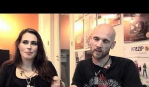 Interview Within Temptation - Sharon den Adel en Robert Westerholt (deel 1)
