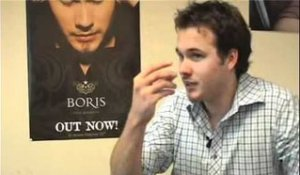 Boris interview - Boris Titulaer (deel 7)