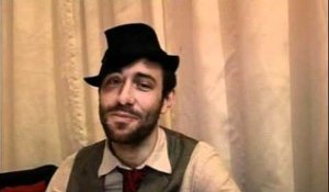Charlie Winston interview (part 2)