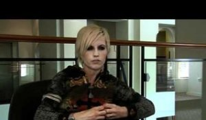 Dolores O'Riordan interview 2009 (part 2)