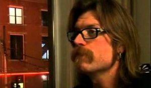 Eagles of Death Metal interview - Jesse Hughes (part 3)