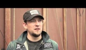 Volbeat interview - Michael Poulsen (part 1)