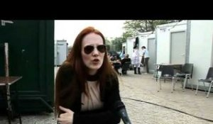 Epica interview - Simone Simons (part 2)