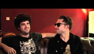 Mini Mansions interview - Michael Shuman and Tyler Parkford (part 2)