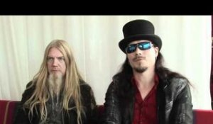 Nightwish interview - Tuomas Holopainen and Marco Hietala (part 4)