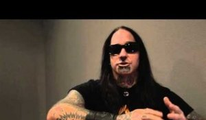 DevilDriver interview -- Dez Fafara (part 1)
