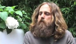 Iron & Wine 2007 interview - Sam Beam (part 2)