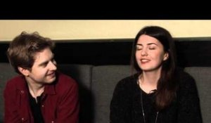 Blood Red Shoes interview - Steven Ansell and Laura-Mary Carter (part 3)