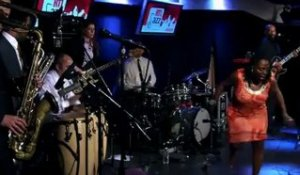 Sharon Jones - 11/12 - Band Yeah en live sur RTL