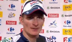 Tour de France 2012 - Interview André Greipel
