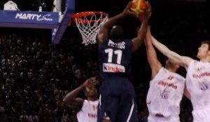 Highlights, France-Espagne, Paris - 15 juillet