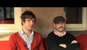 OK Go interview - Damian Kulash and Tim Nordwind (part 5)