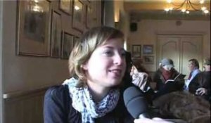 Stevie Ann Noorderslag 2008 interview (deel 2)