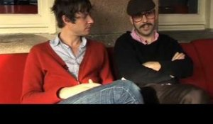 OK Go interview - Damian Kulash and Tim Nordwind (part 3)