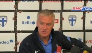 "Deschamps: ""Il ne faudra pas perdre beaucoup de points"""