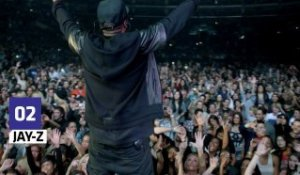 Top New : Jay-Z et son documentaire