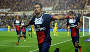 But Ezequiel LAVEZZI (73ème) - FC Nantes - Paris Saint-Germain (1-2) - 2013/2014