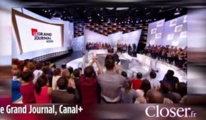 Zapping Le Grand Journal : l'introduction d'Antoine De Caunes