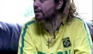 Soulfly 2004 interview - Max Cavalera (part 4)