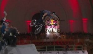 BMX Contest at the Grand Palais - Red Bull Skylines 2012