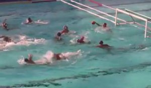 Allemagne France Championnat d'Europe 2012 Water-polo -19ans