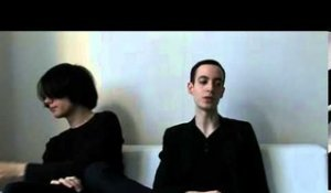 The Horrors 2009 interview - Joshua and Tom (part 3)