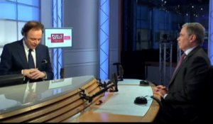 Bernard Accoyer, invité politique de Guillaume Durand