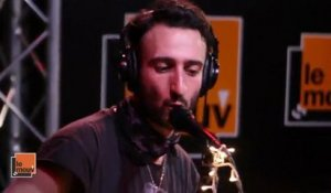 DAVID SHAW AND THE BEAT - FINDERS KEEPERS (en Mouv' Session)
