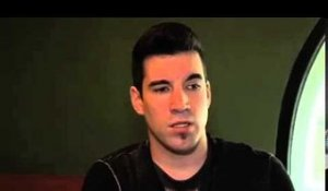 Theory of a Deadman 2010 interview - Tyler Connolly (part 3)