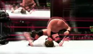 WWE '13 - Gameplay #10 - Le finish de Stone Cold Steve Austin