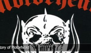 The History of Motorhead