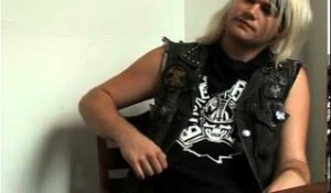 Toxic Holocaust 2008 interview - Joel Grind (part 2)