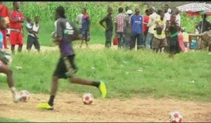 AFRICA24 FOOTBALL CLUB du 25/01/13 - CAN 2013 - Partie 1