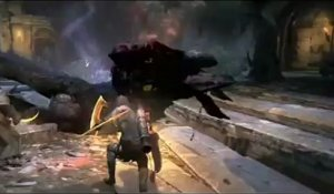 Dragon's Dogma Dark Arisen - Gameplay de l'adversaire Nécrophage