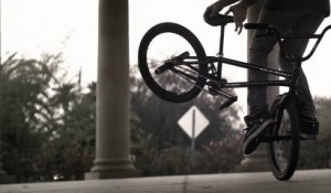 Slow Motion Flatland BMX - Terry Adams - Louisiana - 2013