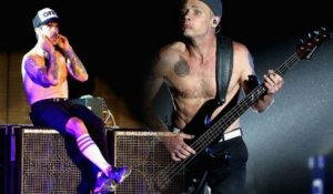 Red Hot Chili Peppers Showing Cracks At Coachella?