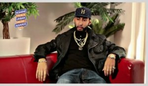 La Fouine  / TRACE Urban Music Awards