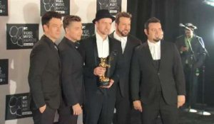 'N Sync Planning a Tour?