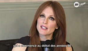 Interview de Julianne Moore, Festival de Cannes 2013