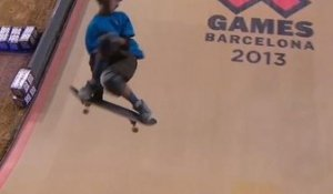 Mitchie Brusco's Big Air 1080 - History Made - X-Games Barcelona