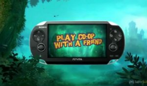 Rayman Legends - Trailer PS Vita