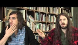 Crystal Fighters interview - Gilbert and Sebastian (part 4)