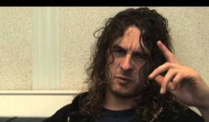 Airbourne interview - Joel O'Keeffe (part 2)