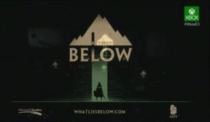 Below - Trailer E3