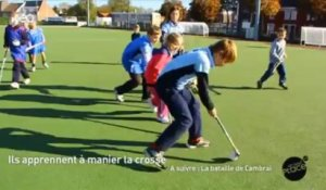 Cambrai : hockey sur gazon